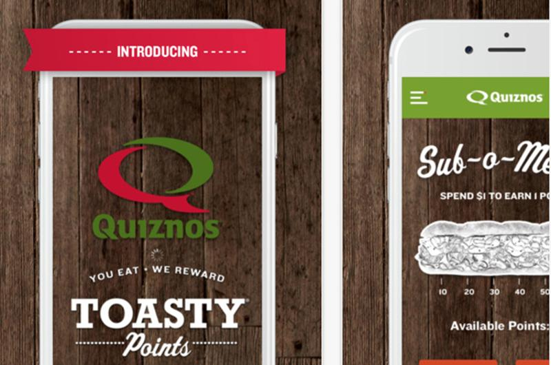 quiznos app