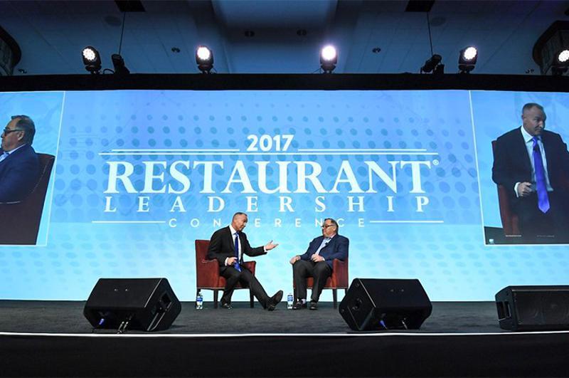 restaurant leadership talk