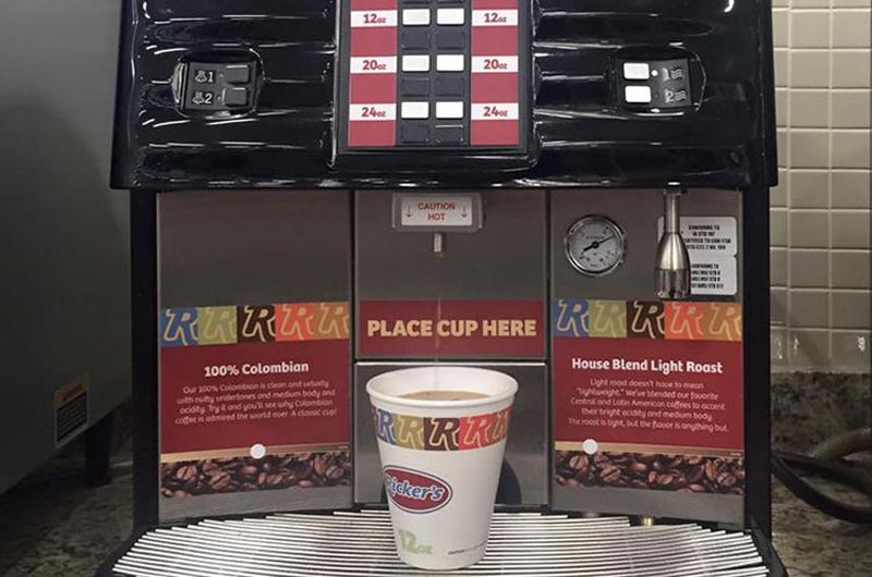 rickers coffee