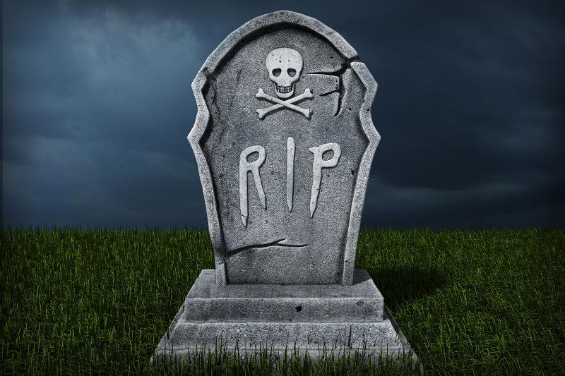 rip gravestone tombstone