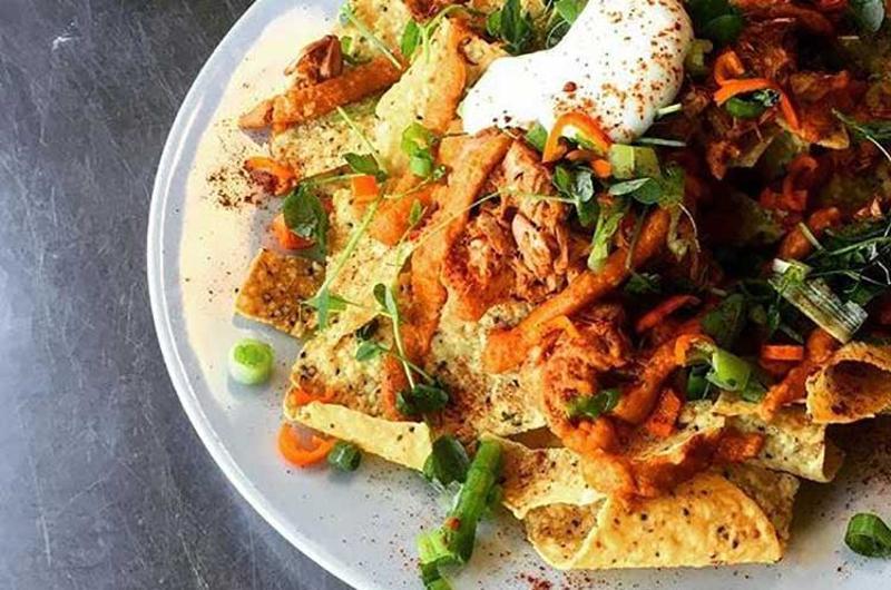 root vegan nachos