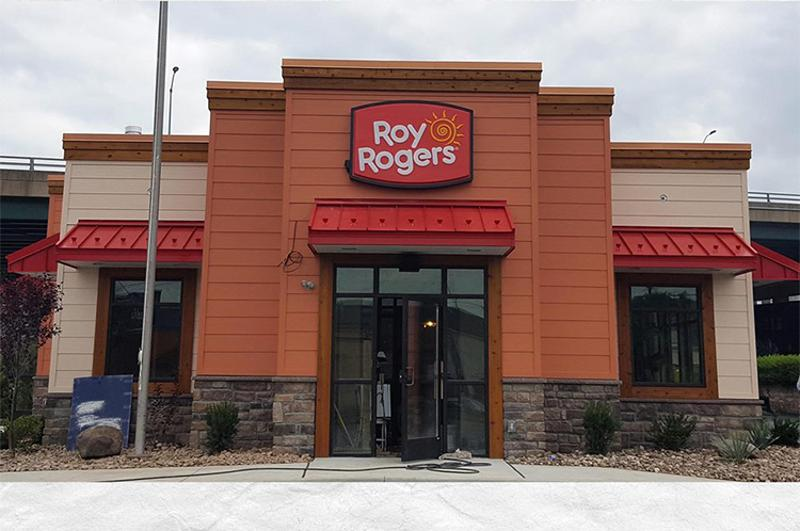 roy rogers exterior