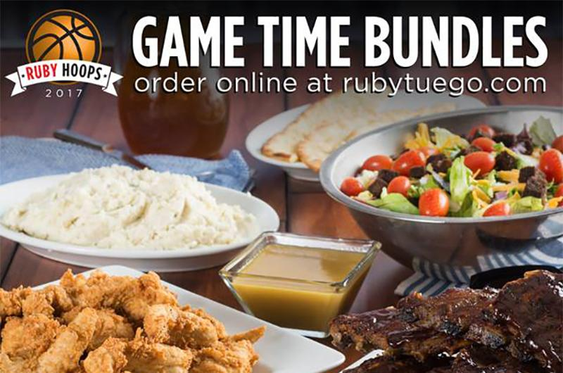 ruby tuesday gameday bundles