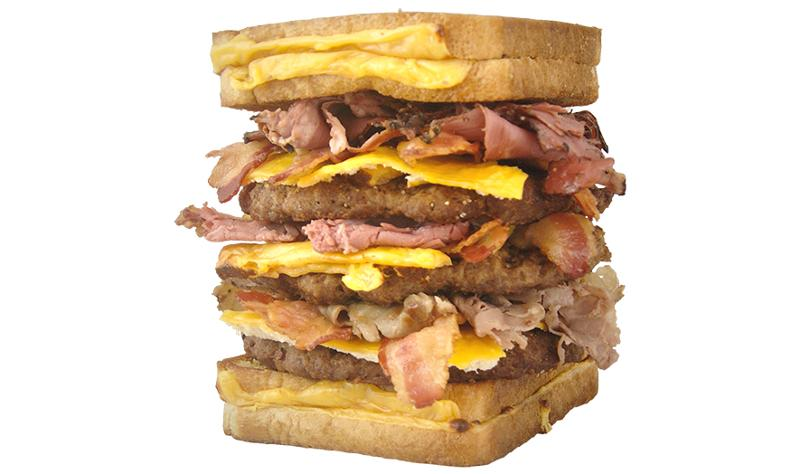 Rte. 30 Burger