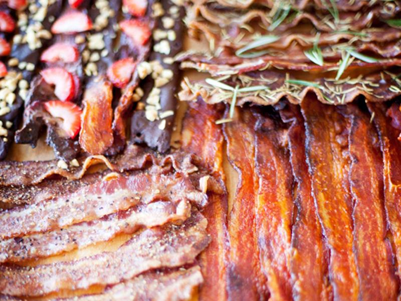 S&M bacon