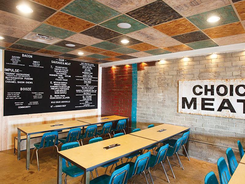 S&M menu