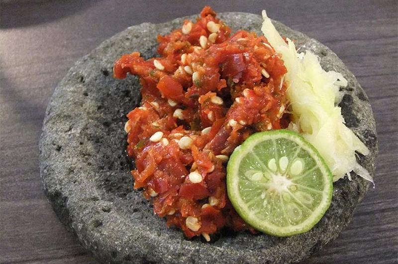 sambal chili