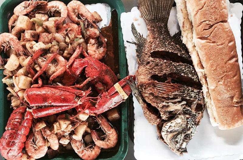 san pedro fish market
