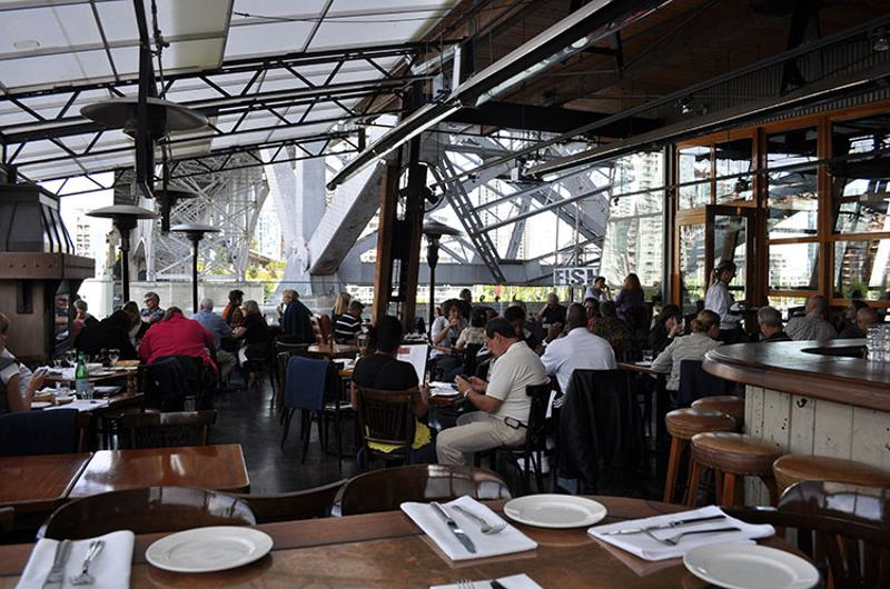sandbar restaurant patio