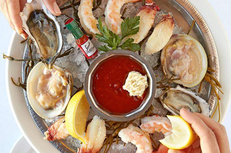 scomas seafood platter