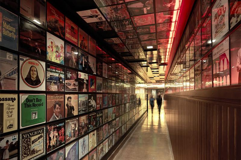 secret pizza hallway