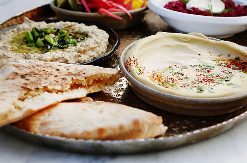 Roasted Carrot Salad/Mezze, Shaya