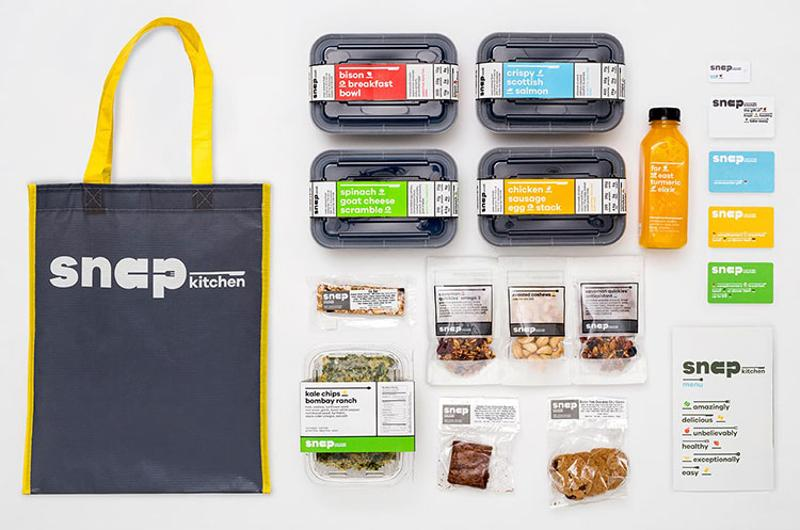 Concept to scout Home cooking in cstore packaging