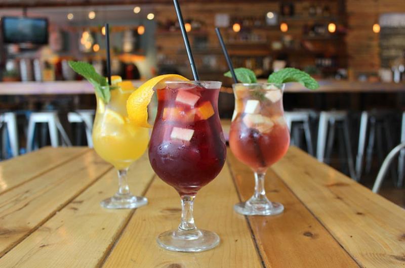 spitz drinks