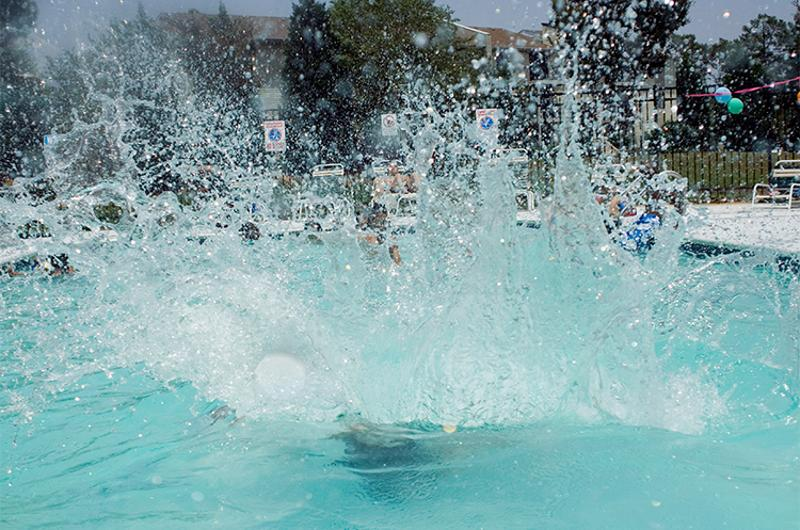 splash cannon ball