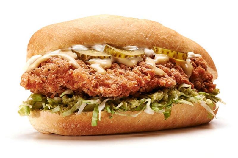 starbird southern belle chicken sandwich