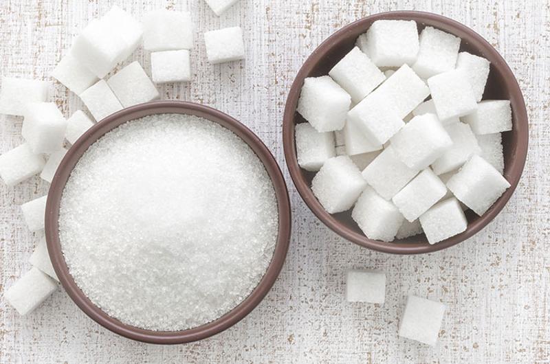 sugar cubes bowls
