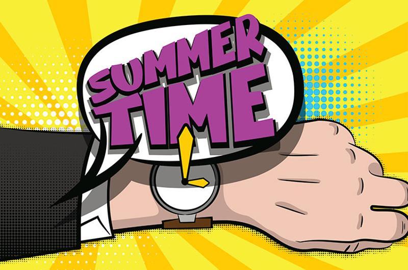 summer time watch