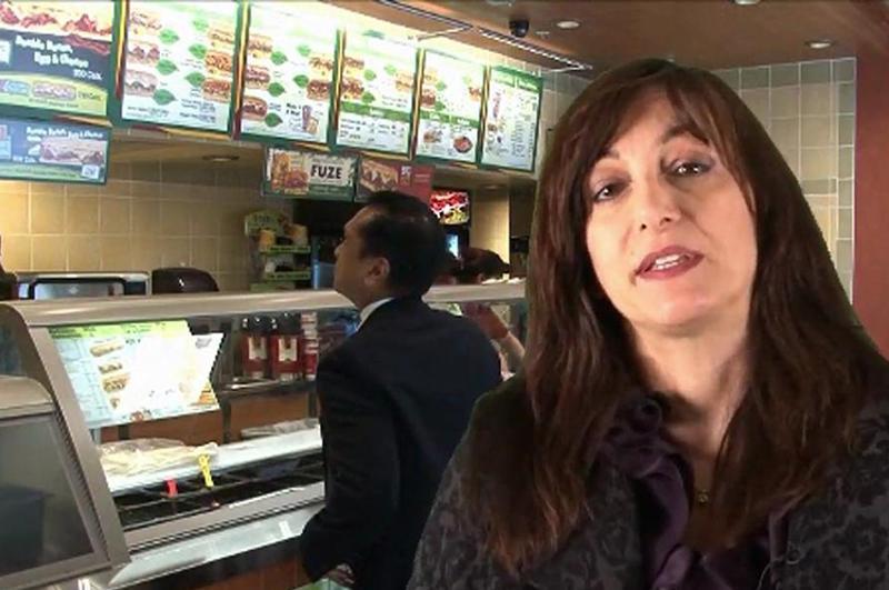 Suzanne Greco Subway