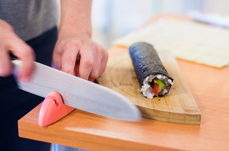 sushi knife sharpen
