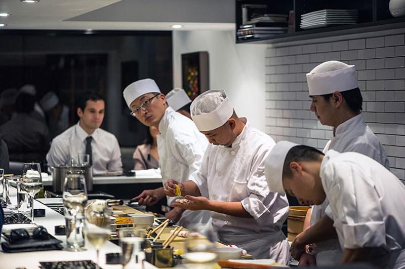 sushi nakazawa chefs bar