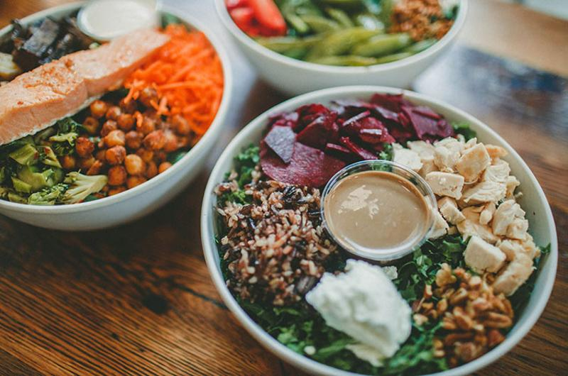 sweetgreen seasonal salads
