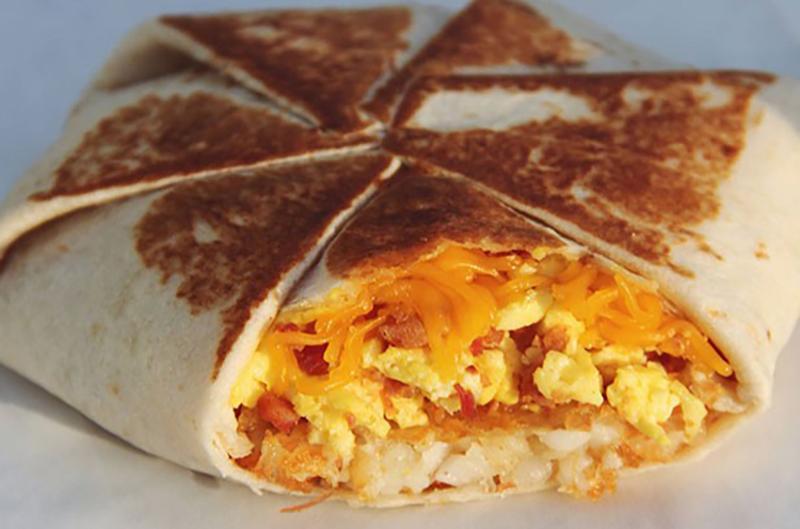 Taco Bell Crunchwraps