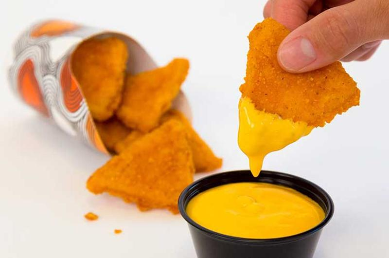 taco bell chicken chips