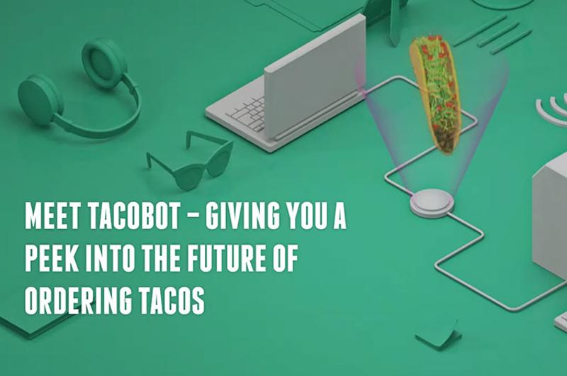 taco bell tacobot
