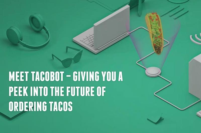 taco bell tacobot