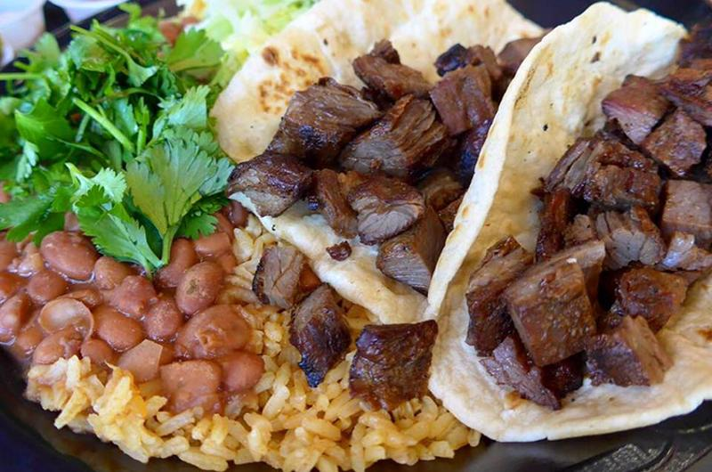 taco cabana steak tacos