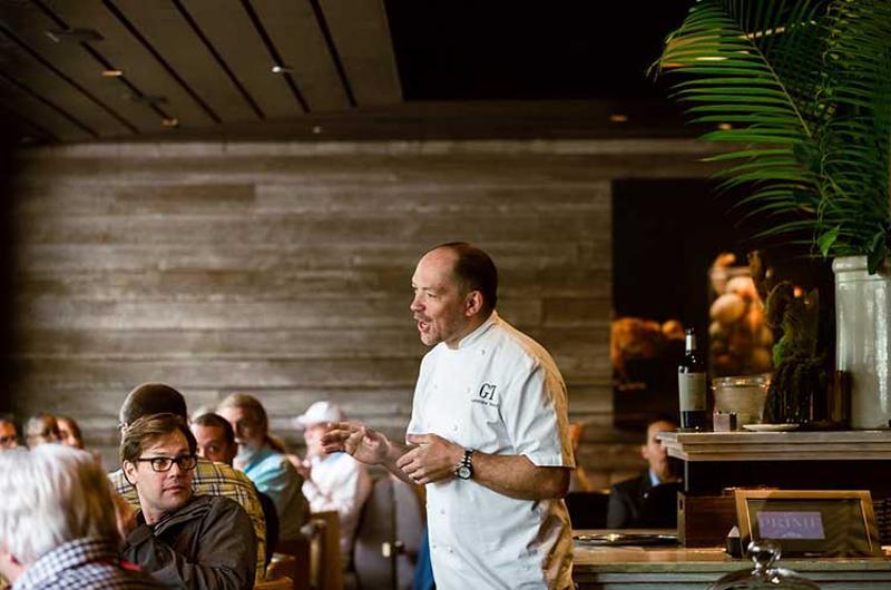 taste trends chef talking