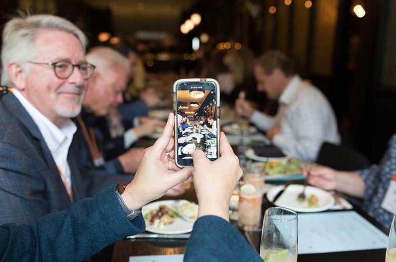 taste trends phone camera