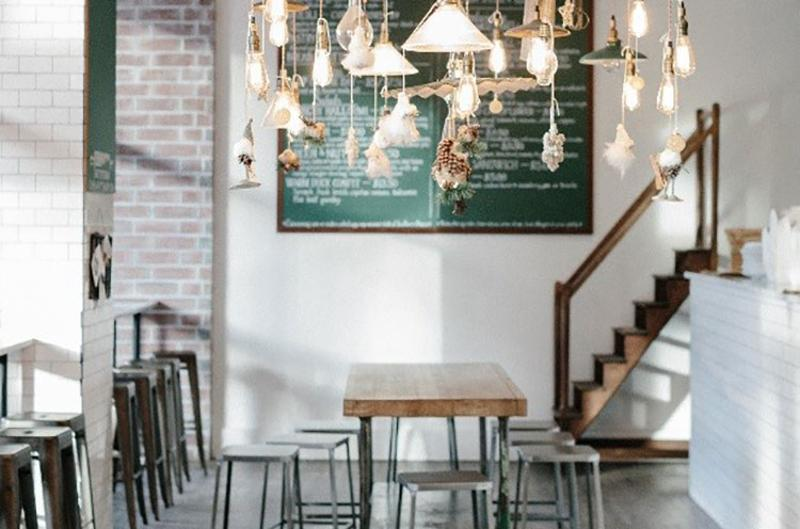 tatte dining design lighting