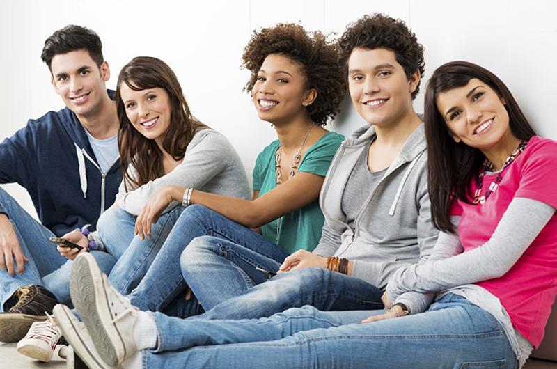 teens college students gen z