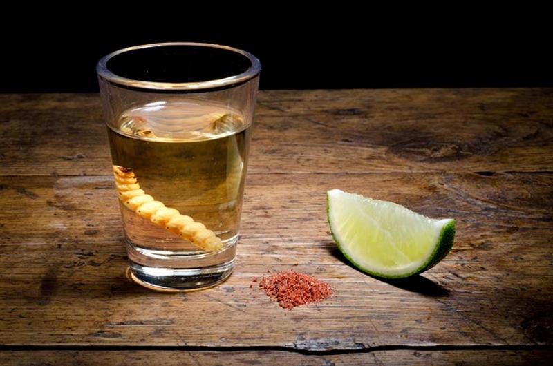 tequila shot lime