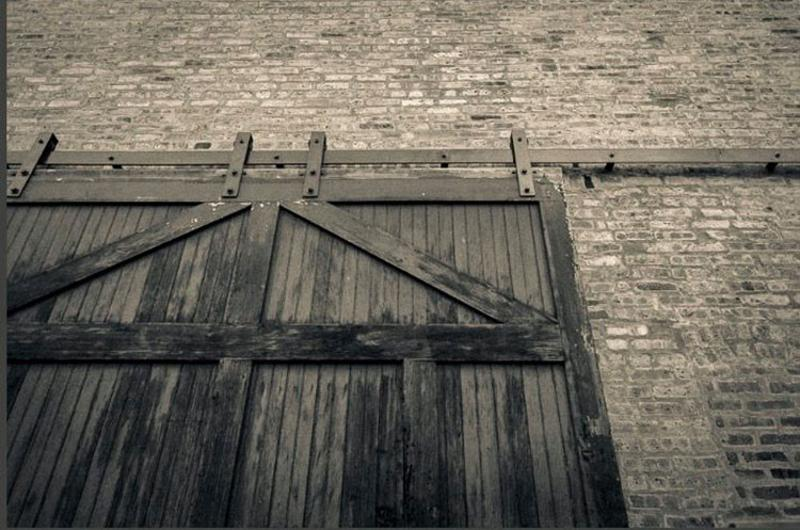 the barn doors