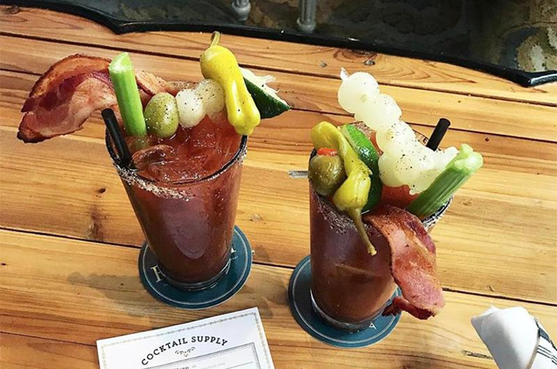 the henry bloody mary