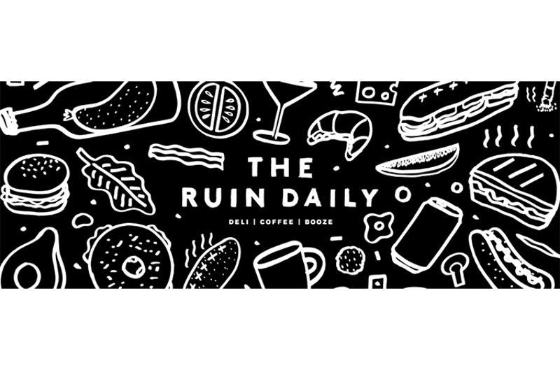 rain daily sign