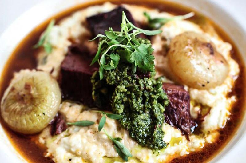 The Southern Steak & Oyster Braised beef brisket