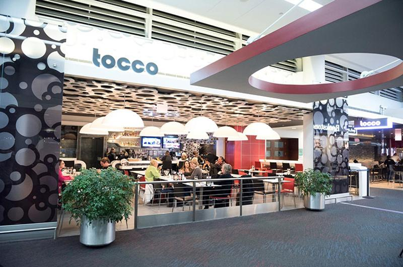 tocco airport