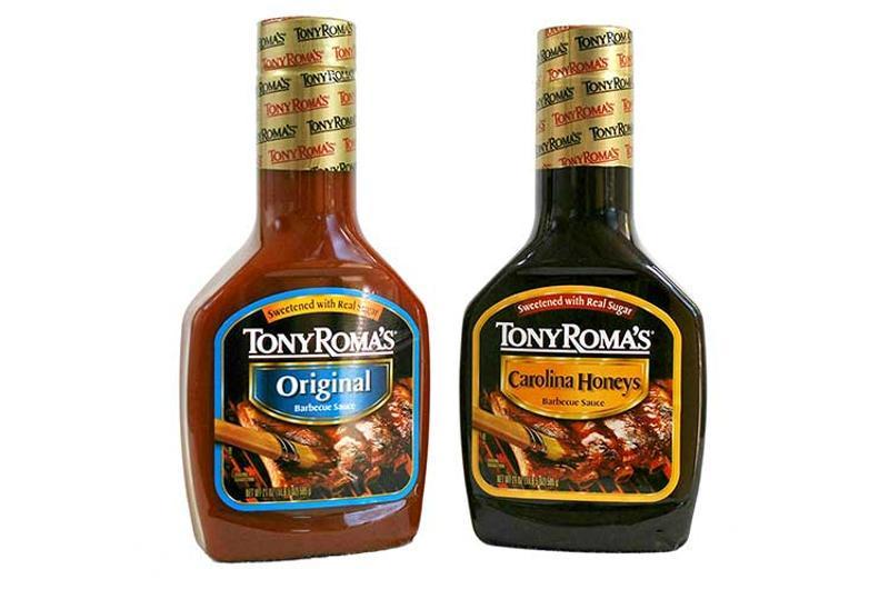 tony romas sauces