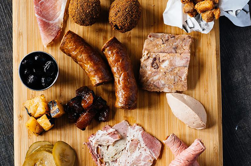 The Meatery Board, Toups Meatery