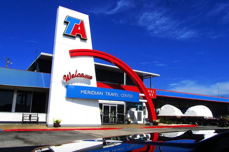 travelcenters of america exterior