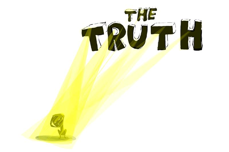 truth graphic