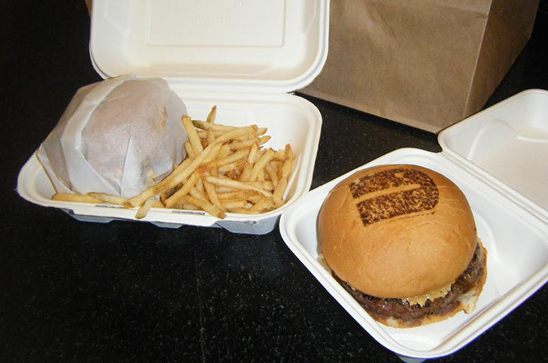 Umami Burger delivery (via Amazon Prime Now)