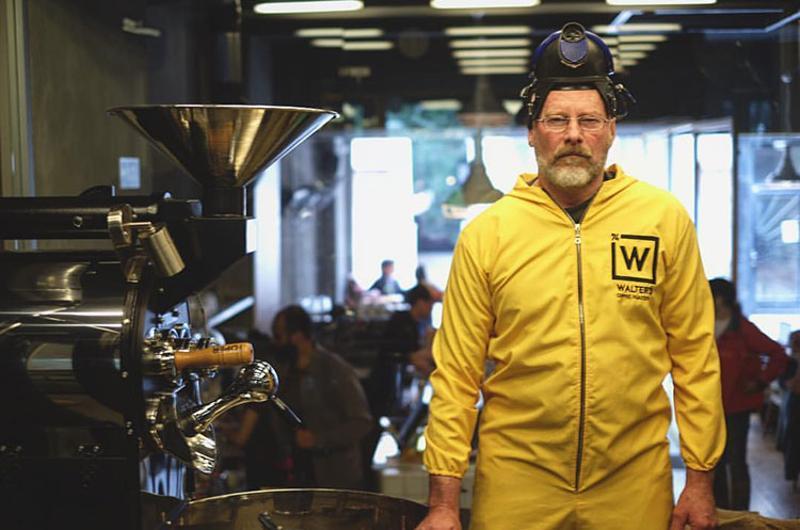 walters coffee roastery