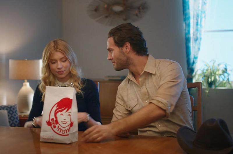 wendys beef commercial