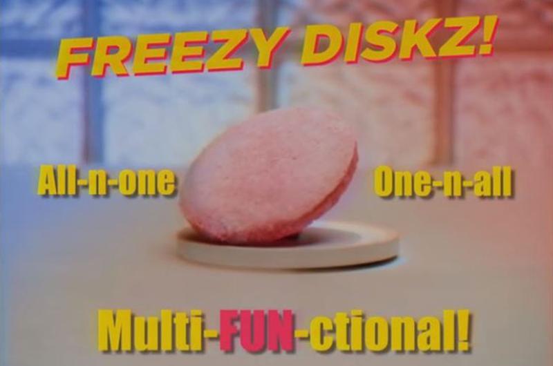Wendy's Freezy Diskz