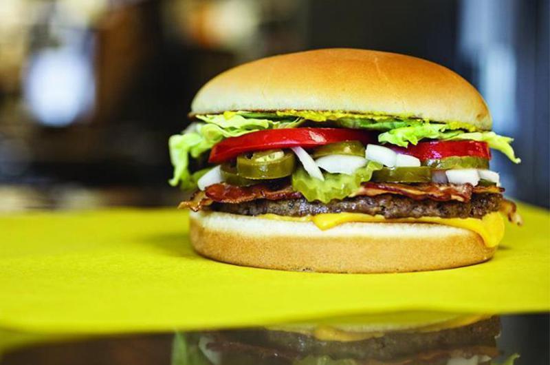 whataburger hamburger